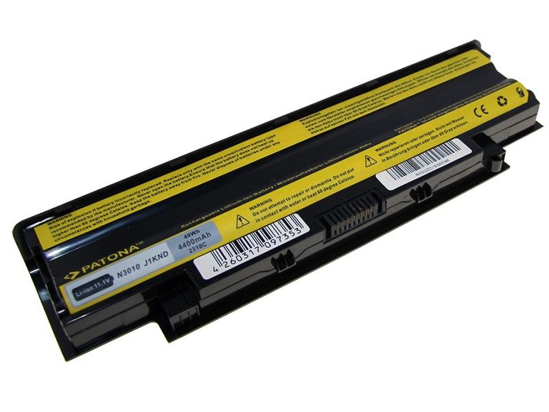 Baterie PATONA pro notebook Dell Inspiron 13R Baterie, pro notebook, 4400mAh, Li-Ion, 11,1V PT2318