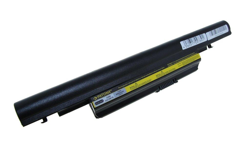 Baterie PATONA kompatibilní s Acer Aspire AS10B31 Baterie, pro notebook, 6600mAh, Li-Ion, 11,1V PT2321