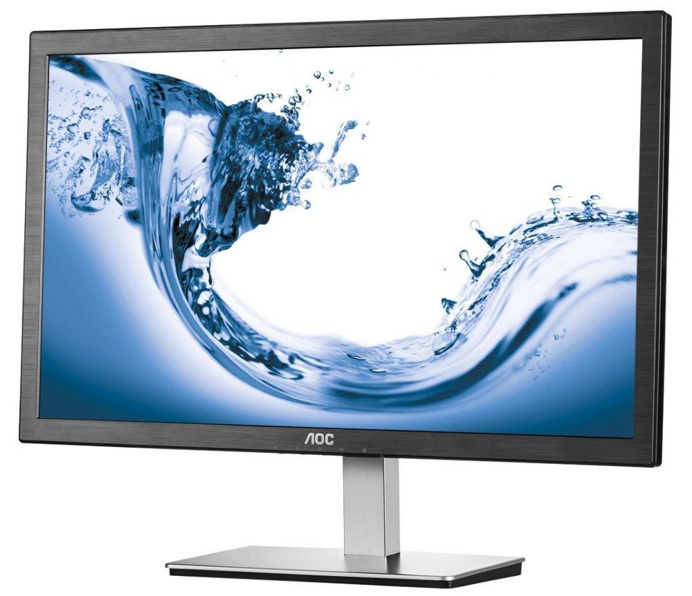 LED monitor AOC i2276Vwm 21,5 LED monitor, 1920x1080, 50M:1, 5ms, D-Sub, 2xHDMI, repro i2276Vwm