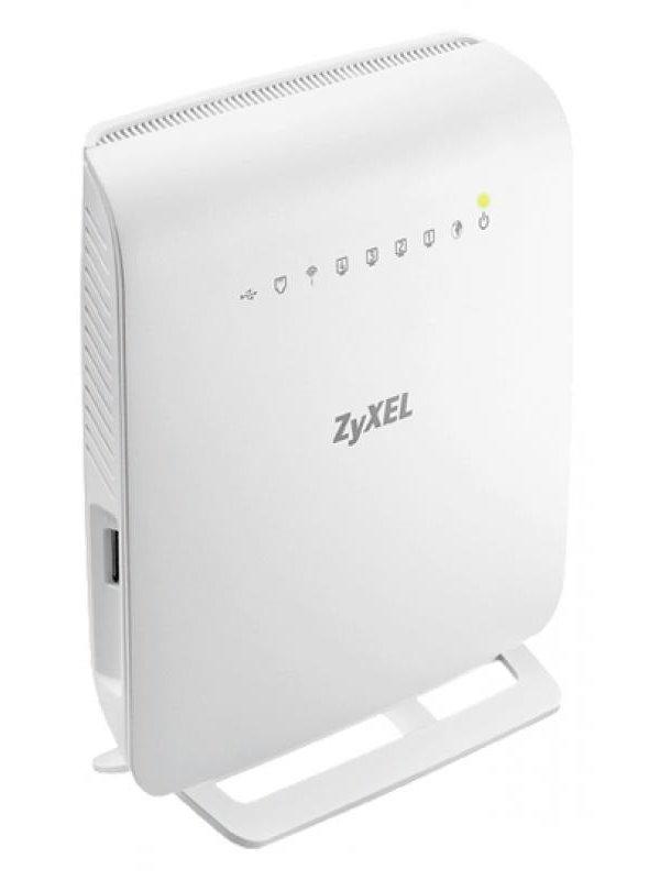 Router ZyXEL VMG1312 Router, 300 Mbps 802.11n Wireless VDSL2 Router, 4 x 10/100 LAN, QoS, AnnexB -připraveno pro CZ trh VMG1312-B30B-CZ02V1F