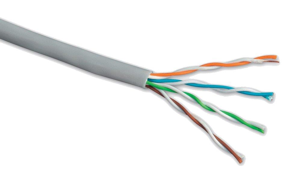 Síťový kabel Solarix UTP cat.5e, 305 m Síťový kabel, CAT5e, 305 m, PVC, drát 27655141