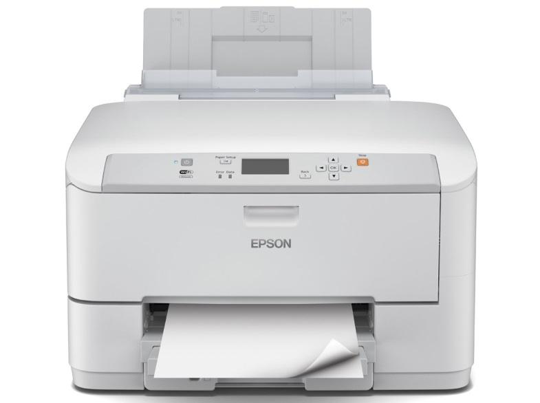 Inkoustová tiskárna EPSON WorkForce Pro WF-5190DW Barevná inkoustová tiskárna, A4, 4800x1200, 4 barvy, Síť, Wi-Fi, USB C11CD15301