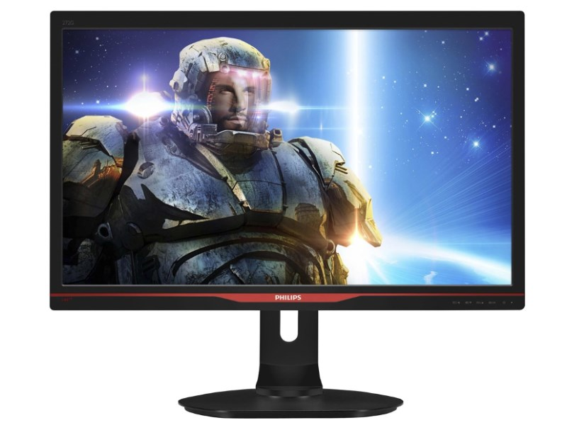LED monitor PHILIPS 272G5DJEB 27