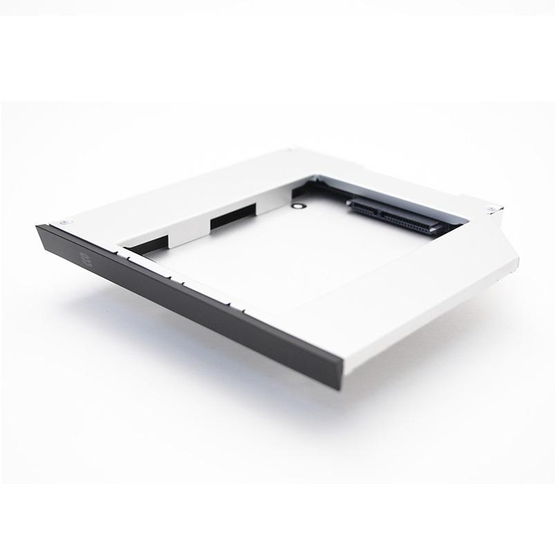 Rámeček pro sekundární HDD Dell Media Bay pro HDD Rámeček pro sekundární HDD do Media Bay šachty pro Latitude E4200/ E4300/ E4310 2BHJ2