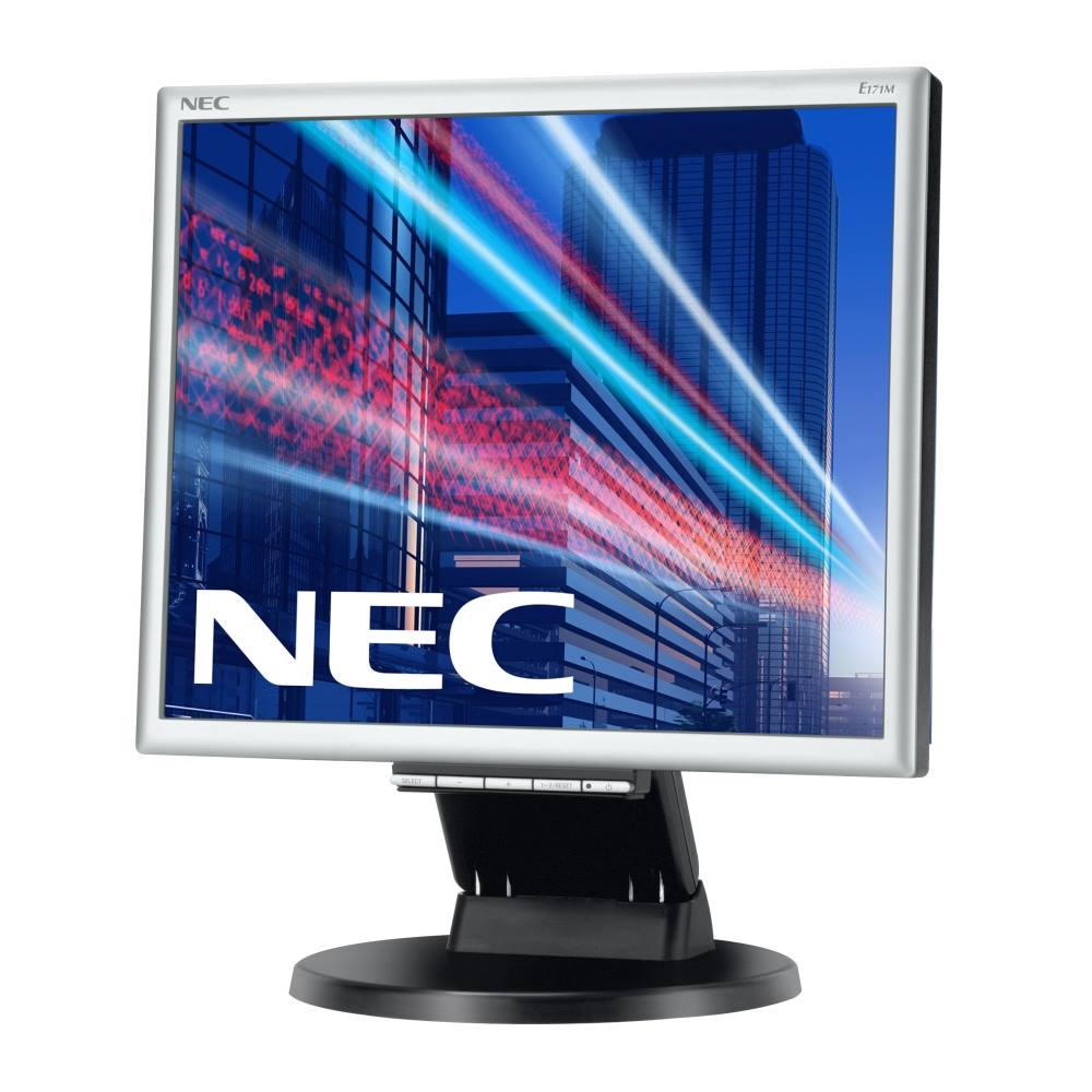 LED monitor NEC V-Touch 1722 5R 17 LED monitor, dotykový, 5-žilový, 1280 x 1024, 5:1, 5 ms, DVI-D, D-SUB, RS-232, resistivní VT1722 5R