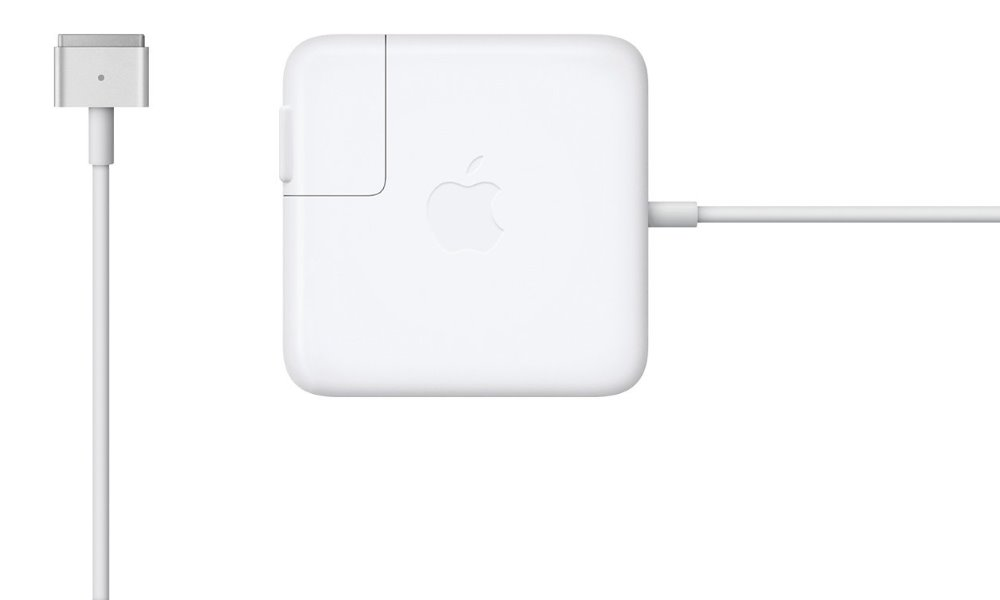 Napájecí adaptér Apple MagSafe 2 45 W Napájecí adaptér, 45 W, pro MacBook Air, bílý MD592Z/A