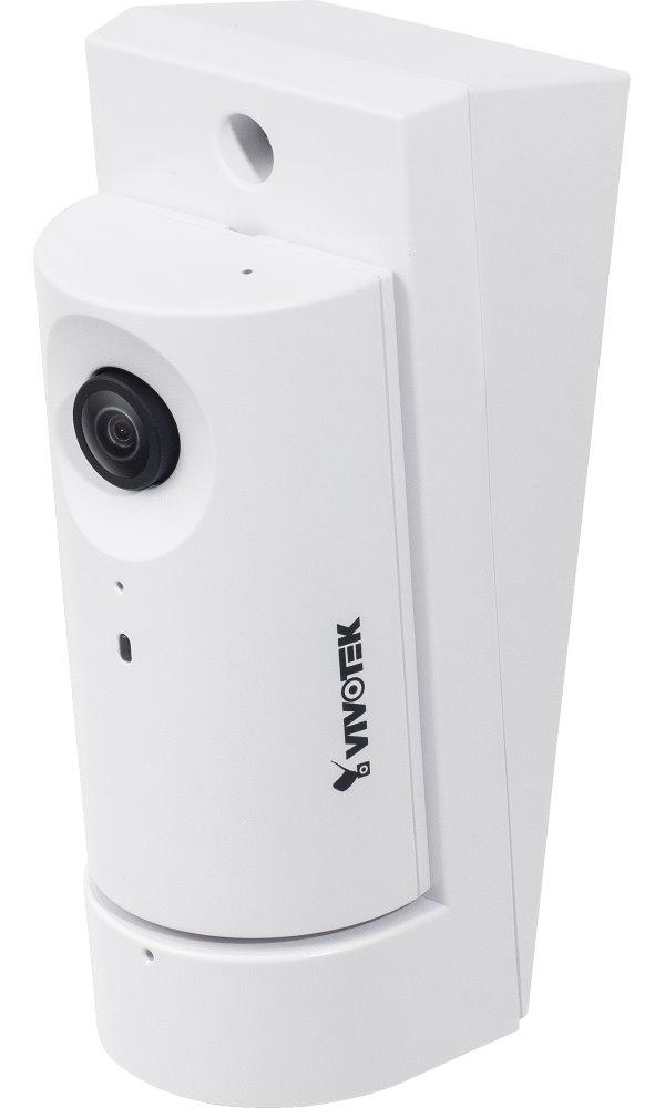 IP kamera VIVOTEK CC8130TM IP kamera, H.264, CMOS - 1280 × 800, úhel záběru 180, audio, PoE, miniaturní provedení CC8130TM