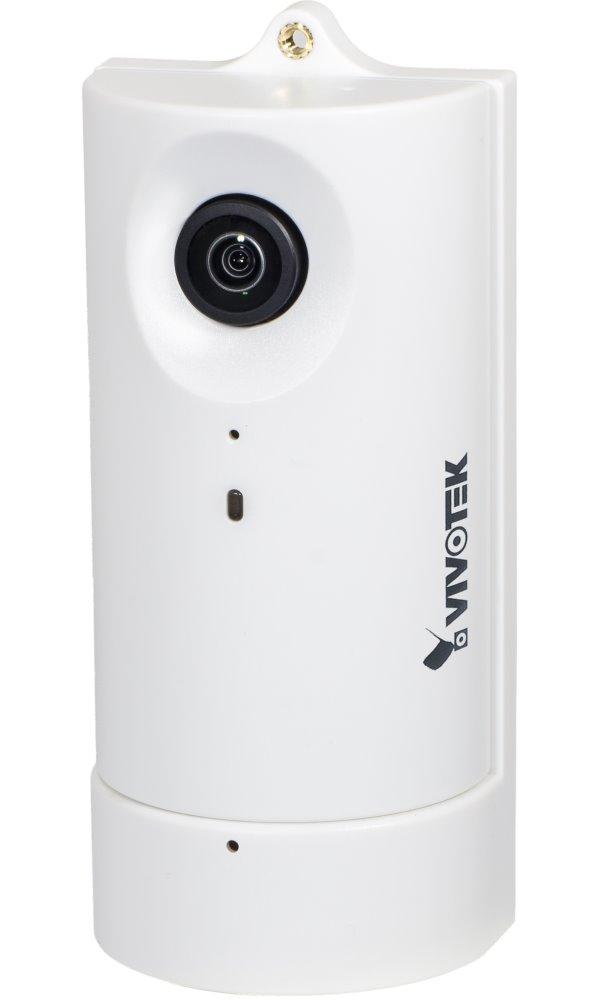 IP kamera VIVOTEK CC8130FM IP kamera, H.264, CMOS - 1280 × 800, úhel záběru 180, audio, PoE, miniaturní provedení CC8130FM