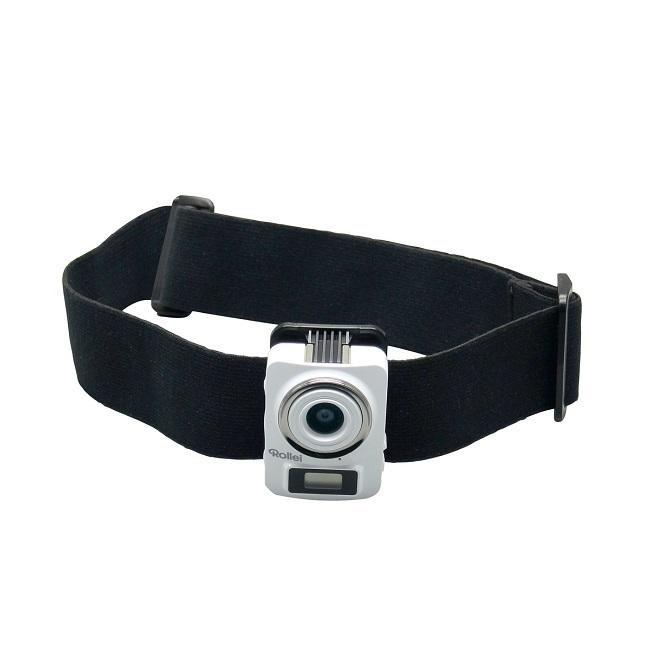 Náhlavní souprava Rollei pro kamery Add Eye Náhlavní souprava, pro kamery, Add Eye