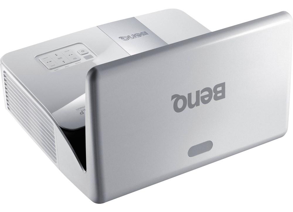 Projektor BenQ MW843UST Projektor, DLP, WXGA, 3000 ANSI, 13000:1, VGA, HDMI, LAN 9H.JCC77.13E