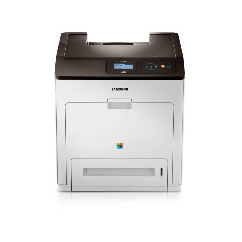 Laserová tiskárna Samsung CLP-775ND Barevná laserová tiskárna, A4, 9600 x 600, Duplex, Síť, USB