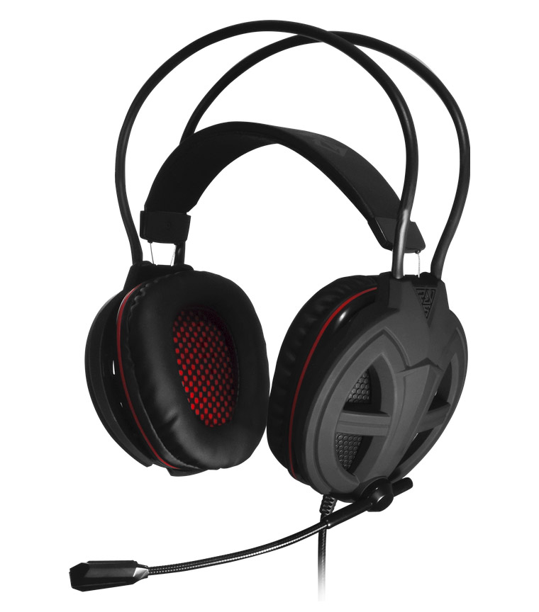 Headset Gamdias HEBE V2