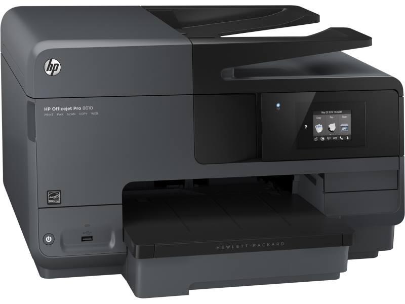 Multifunkční tiskárna HP OfficeJet Pro 8610