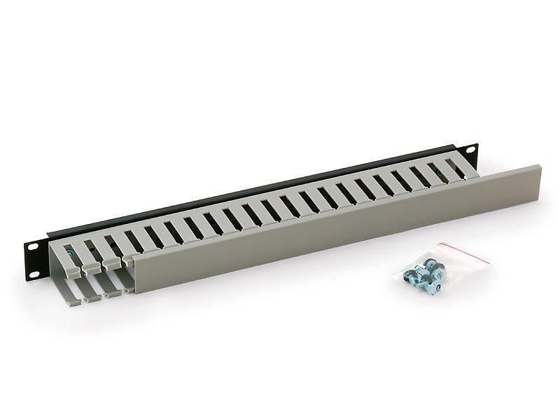 Optický vyvazovací panel Triton RAB-VP-X02-A1 Optický vyvazovací panel, 19 1U jednostranná plast. lišt BK RAB-VP-X02-A1