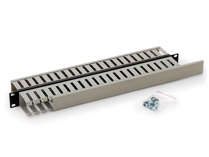 Optický vyvazovací panel Triton RAB-VP-X03-A1 Optický vyvazovací panel, 19 1U oboustranná plast. lišta BK RAB-VP-X03-A1