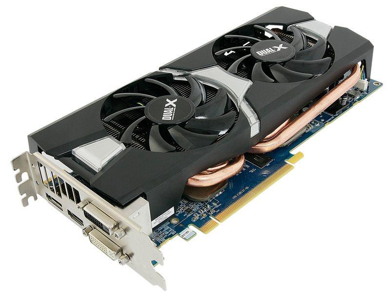 Grafická karta Sapphire Radeon R9 280X Grafická karta, PCI-E, 3GB DDR5, 2xDVI, HDMI, DP DUAL-X, OC - OPRAVENÉ VGAT8759V