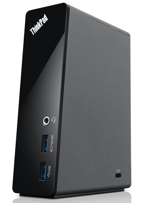 Dokovací stanice Lenovo ThinkPad OneLink Dokovací stanice, pro notebooky, Lenovo ThinkPad E540, E440, E531, E431, S540, S440, S531, TPYoga, X12ndGEN + zdroj, černá 4X10E52941