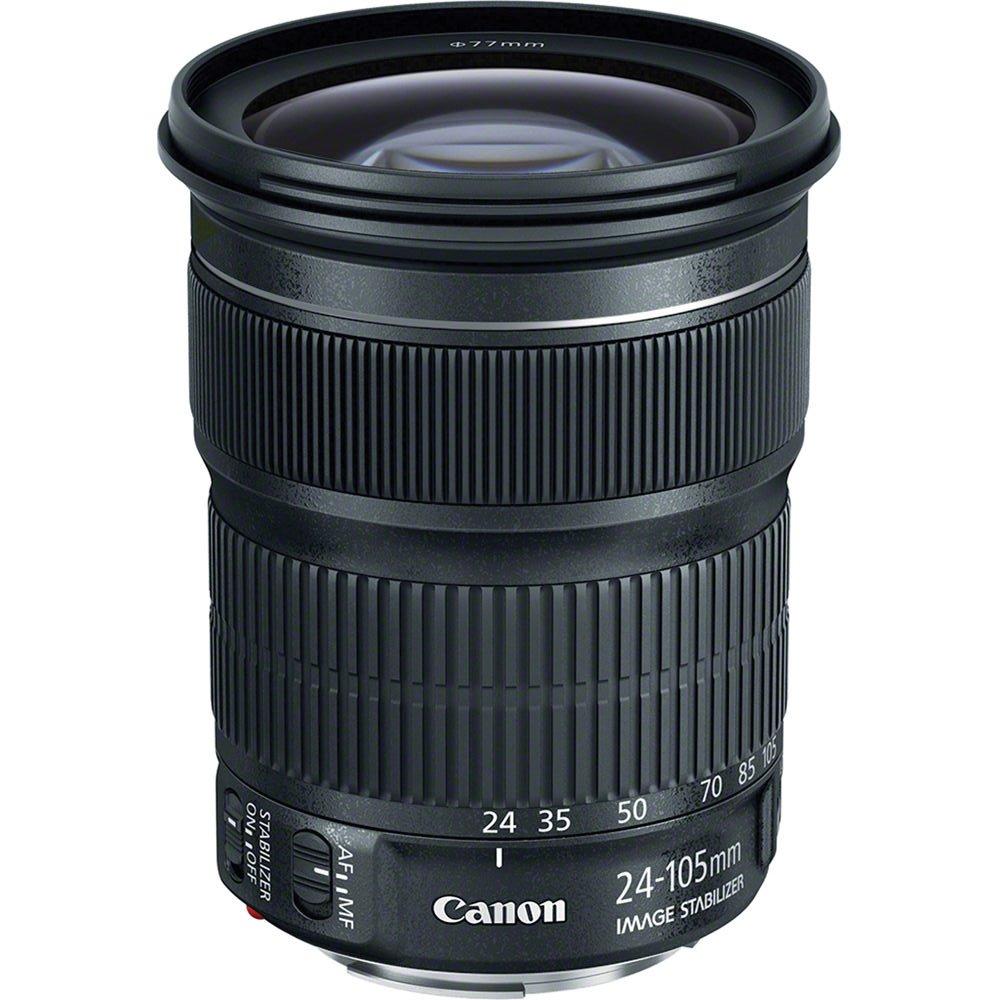 Objektiv Canon EF 24 - 105 mm f/3.5-5.6 IS STM Objektiv, EF, 24-105mm, f/3.5-5.6, IS, STM 9521B005AA