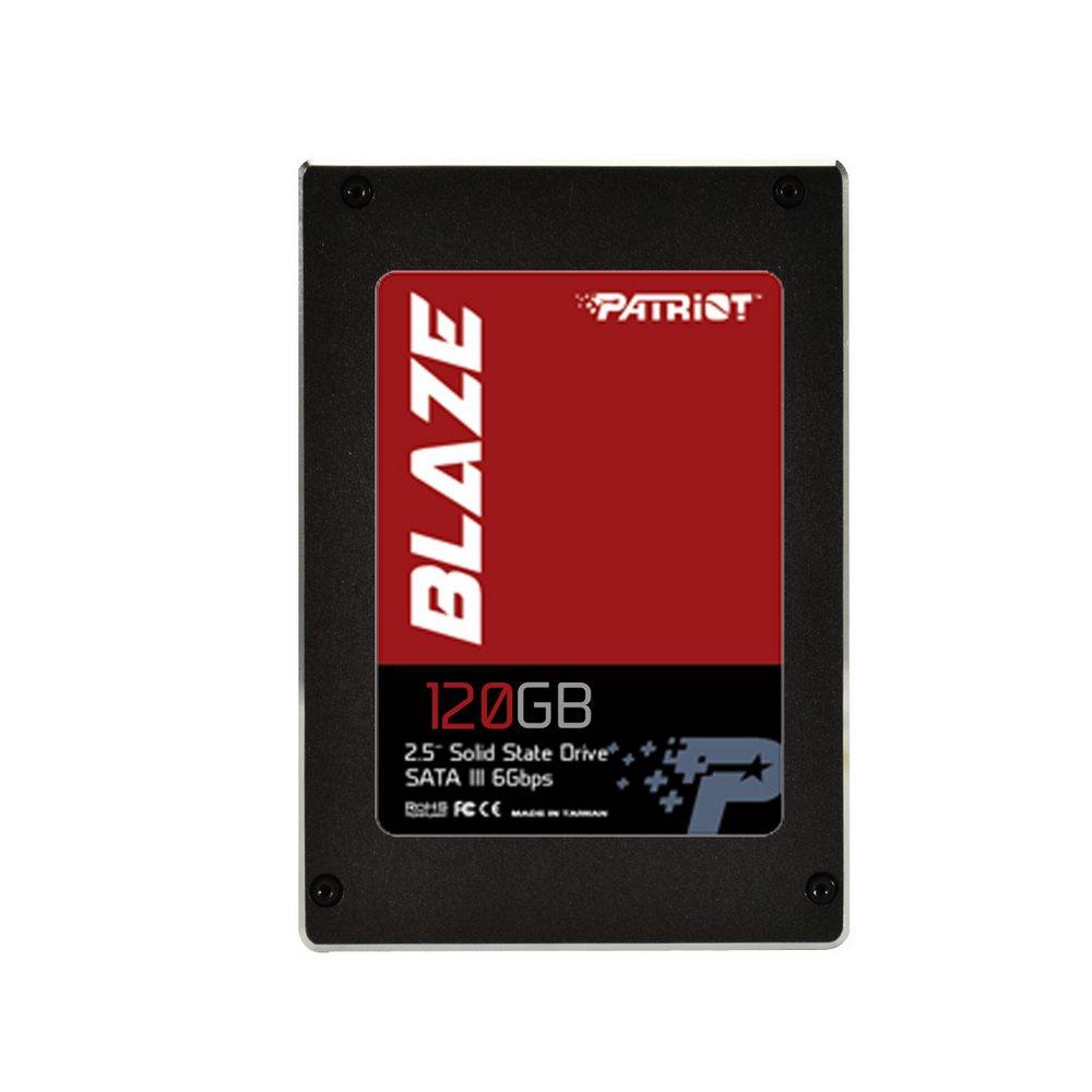 SSD disk PATRIOT BLAZE 120GB SSD disk, SATA3, 2.5, 120GB PB120GS25SSDR