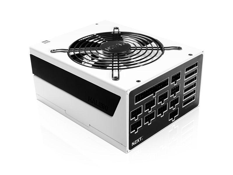 Zdroj NZXT Hale90 V2 1200W Zdroj pro PC,14cm fan,PFC,ATX,Full modular,80 Plus gold,5 let záruka NP-1GM-1200A