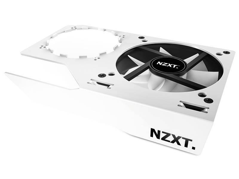 Chladič NZXT Kraken G10 bílý Chladič, GPU, 1x ventilátor 92mm RL-KRG10-W1