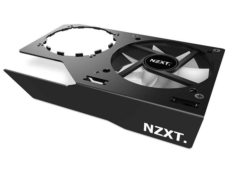 Chladič NZXT Kraken G10 černá Chladič, GPU, 1x ventilátor 92mm RL-KRG10-B1