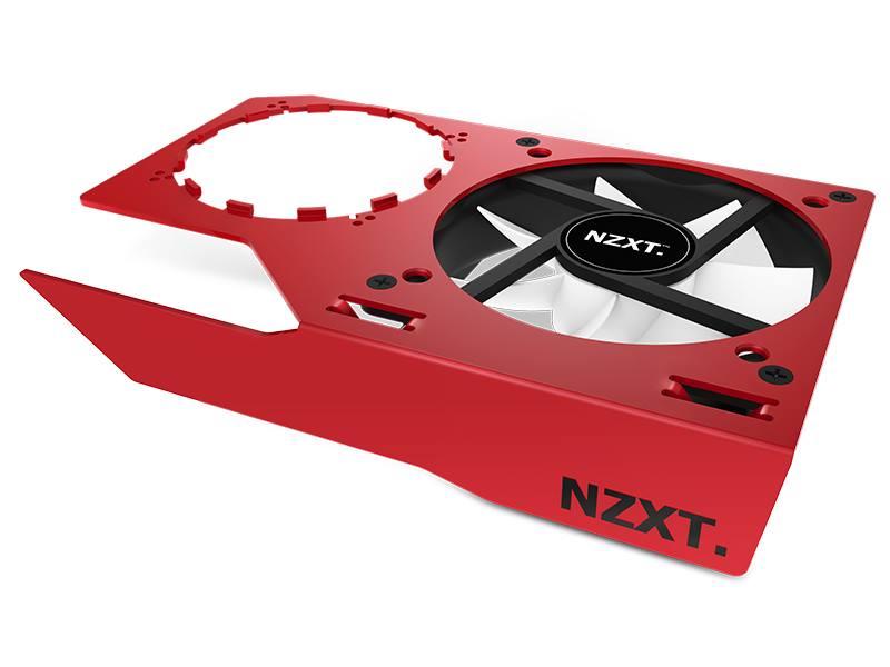 Chladič NZXT Kraken G10 červená Chladič, GPU, 1x ventilátor 92mm RL-KRG10-R1