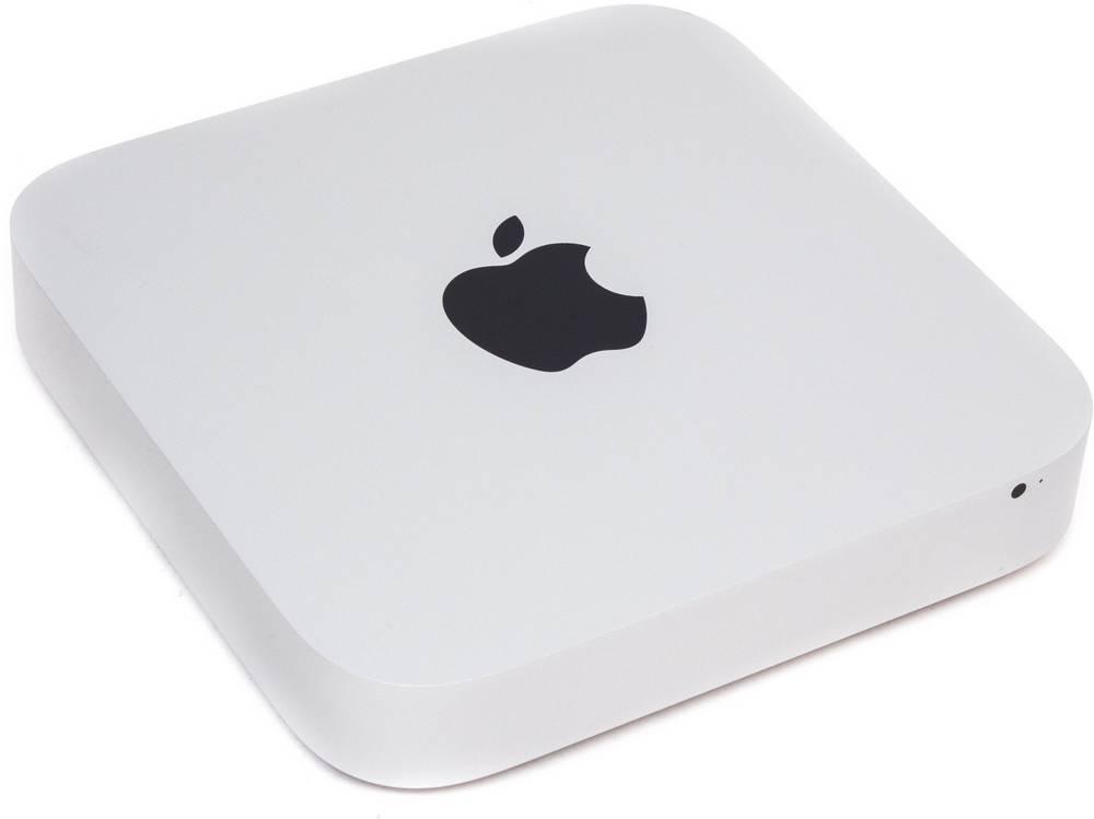 Počítač Apple Mac mini Počítač, i5 1.4GHz, 4GB, 500GB, HD Graphics 5000 MGEM2CS/A