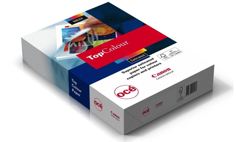 Papír Canon Top Colour A4 200g 250 listů Papír, A4, 200g, 250 listů 5911A105