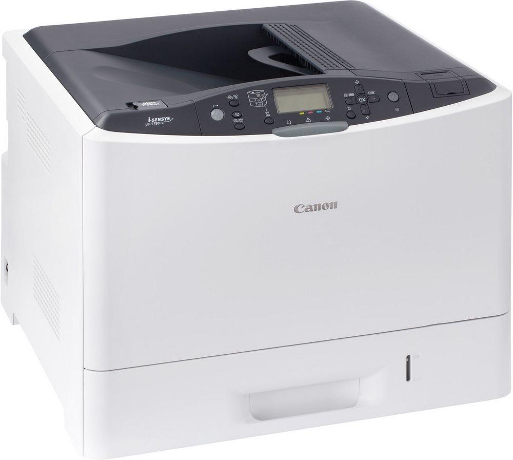 Laserová tiskárna Canon i-SENSYS LBP7780Cx Barevná laserová tiskárna, A4, až 9600x600 dpi, Duplex, USB, síť 6140B001