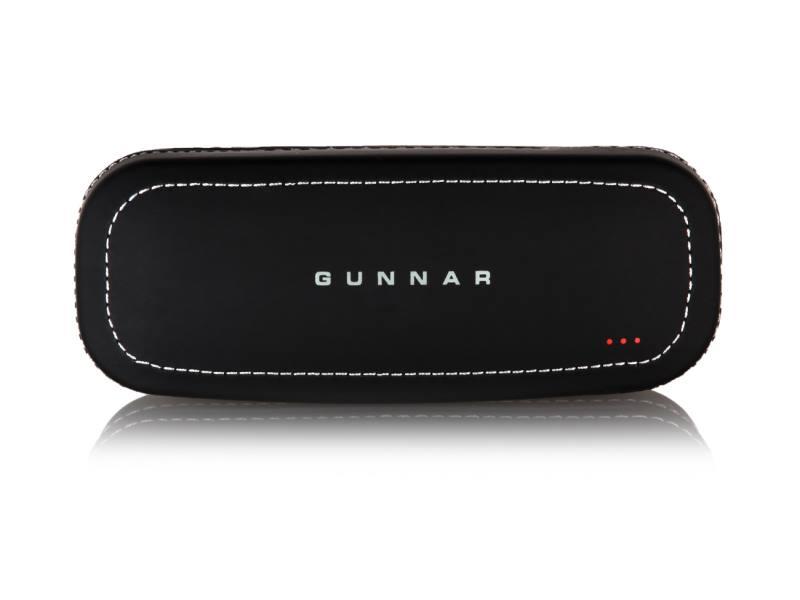 Ochranné pouzdro GUNNAR GAI-030102 Ochranné pouzdro, na brýle, černé GAI-030102