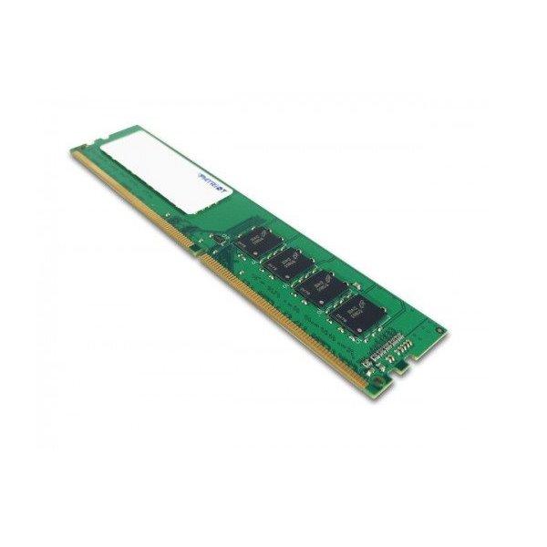 Operační paměť RAM PATRIOT DDR4 4 GB 2133 Mhz Operační paměť, DDR4, 4GB, Signature line, 2133MHz, CL15, DIMM PSD44G213381