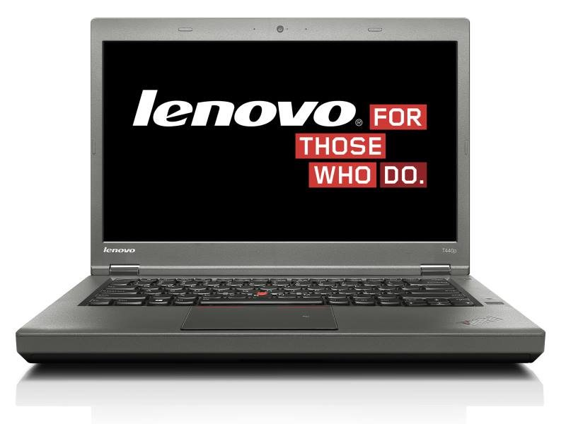 Notebook Lenovo ThinkPad T440p Notebook, i7-4600M,8 GB, 500 GB-7200, 14HD+, 4G, WiDi, DVD-RW, W7P+W8.1P 20AN009EMC