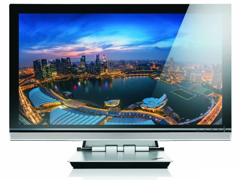 LED monitor Lenovo ThinkVision 28 LED monitor, 4K Smart Display, TN, WLED, touchdotykový, 16:9, 3840x2160, 300cd-m2, 1000:1, 5ms, 3xHDMI+DP, Tegra 60B6GAT1EU