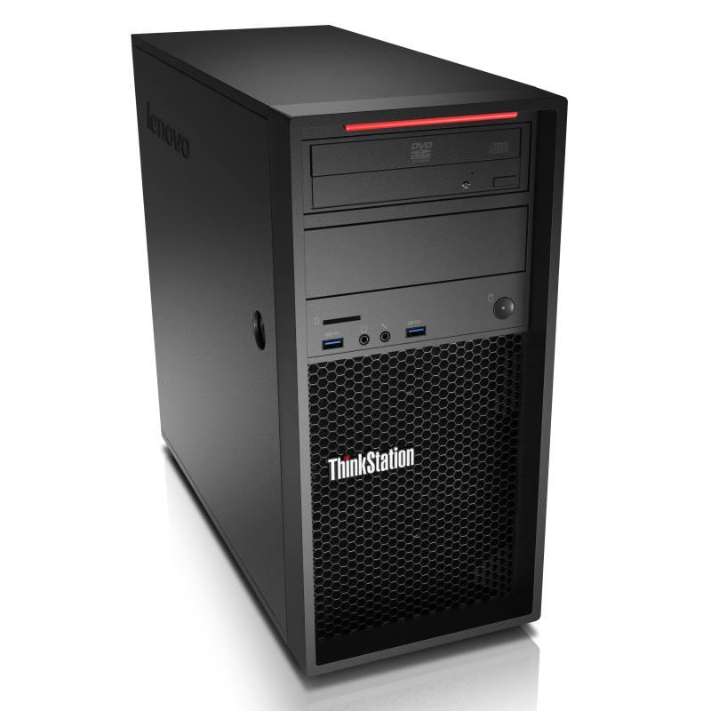 Počítač Lenovo ThinkStation P300 Počítač, i5-4690, 4GB, 1TB, Quadro 410 512 MB, DVD-RW, NV, tower, W7P+8.1P + 3r on-site ZDARMA! 30AH001VMC