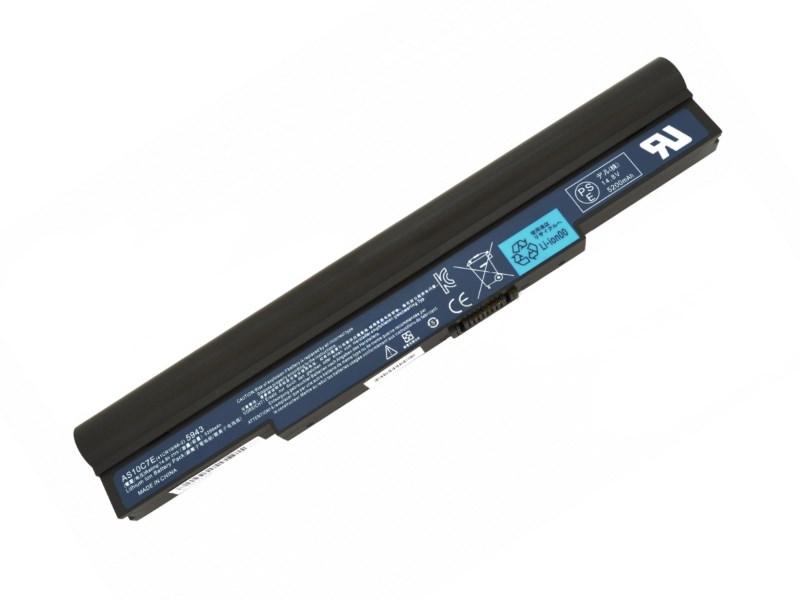 Baterie TRX pro Acer 5200 mAh Baterie, pro Acer, 5200 mAh, Aspire 5943G, 5950G, 8943G, 8950G TRX-AS10C7E