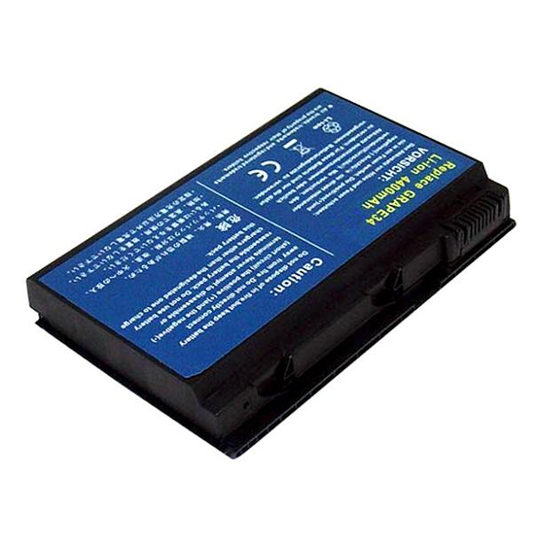 Baterie TRX pro notebook Acer 4400 mAh Baterie, pro notebook, 4400 mAh, pro Extensa 5210, 5220, 5230, 5420, 5430, 5620, 5630, 7220, 7620, TravelMate 5220, 5320, 5520 TRX-GRAPE32