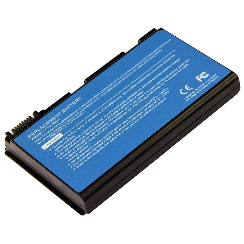 Baterie TRX pro notebook Acer 5200 mAh Baterie, pro notebook, 5200 mAh, pro Extensa 5210, 5220, 5230, 5420, 5430, 5620, 5630, 7220, 7620, TravelMate 5220, 5320, 5520 TRX-GRAPE32 H