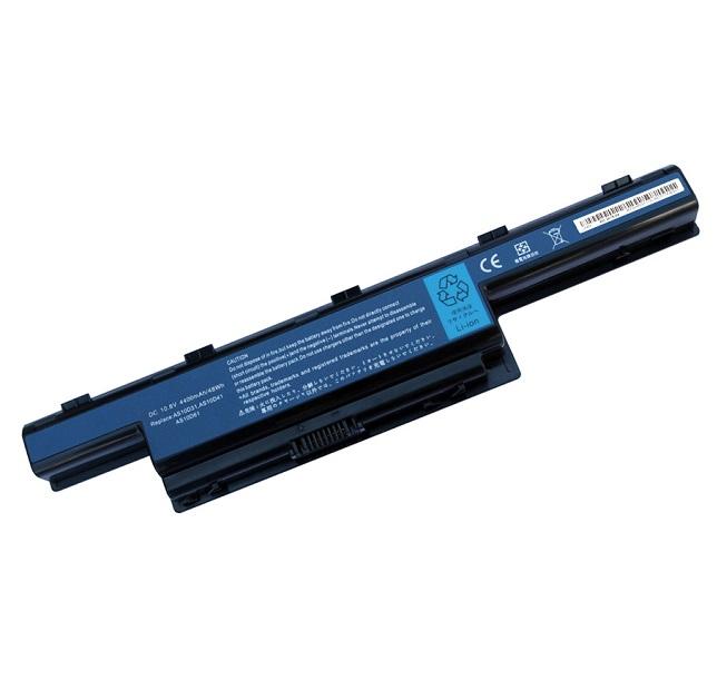 Baterie TRX pro notebook Acer 5200 mAh Baterie, pro notebook, 5200 mAh, pro Aspire 4250, 4551, 4738, 4741, 4551G, 4771G, 5551G, 5741G, 5750, 7251, Acer AS10D3E, AS10D41 TRX-AS10D31 H
