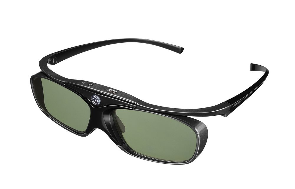 3D brýle BenQ DGD5 3D brýle, k projektorům, kompatibilní s BenQ DGD5 5J.J9H25.001