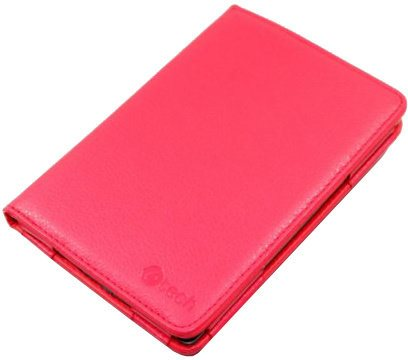 Pouzdro C-TECH PROTECT Amazon Kindle 6 Touch red Pouzdro, pro Amazon Kindle 6 TOUCH, WAKE/SLEEP funkce, AKC-08, červené AKC-08R