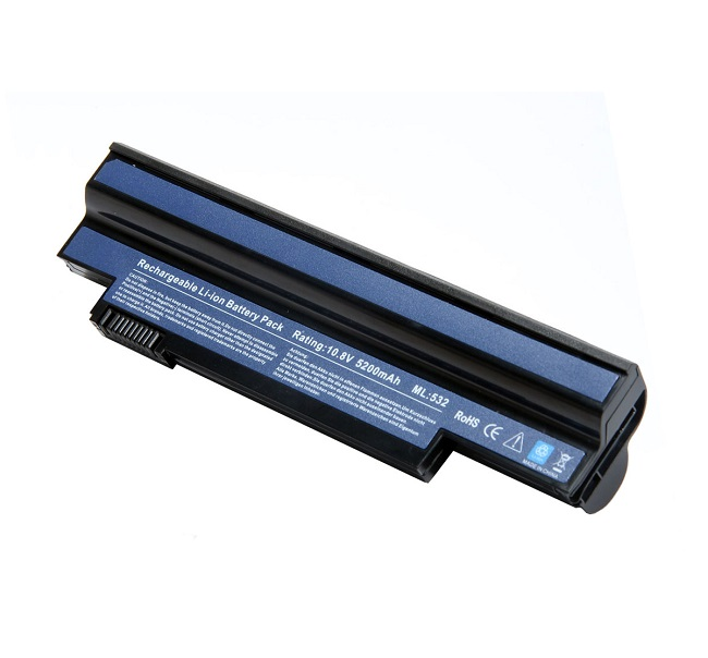 Baterie TRX pro notebook Acer 4400mAh Baterie, pro notebook, UM09H31 L, 10.8V, 4400 mAh, 6 článková, pro Aspire One 532h, AO532h, 533, AO533, eMachine eM350 TRX-UM09H31 L