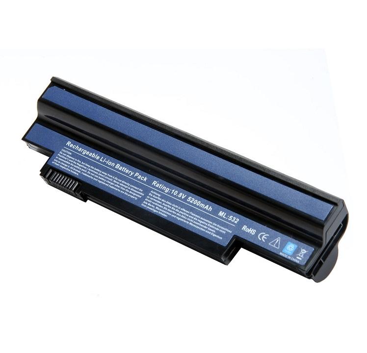 Baterie TRX pro notebook Acer 5200mAh Baterie, pro notebook, 10.8 V, 5200 mAh, 6 článková, pro Aspire One 532h, AO532h, 533, AO533, eMachine eM350 TRX-UM09H31