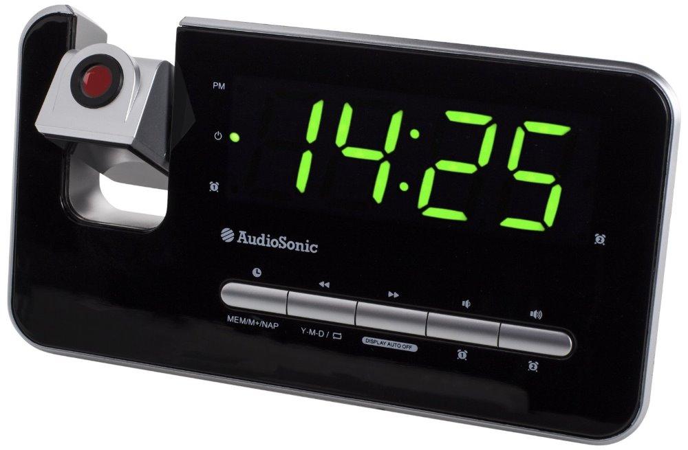Radiobudík TOPCOM AudioSonic CL-1492 Radiobudík, s projekcí času CL-1492