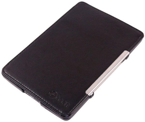 Pouzdro C-TECH PROTECT Amazon Kindle 6 TOUCH černé Pouzdro, pro Amazon Kindle 6 TOUCH, WAKE/SLEEP funkce, hardcover, AKC-10, černé AKC-10BK