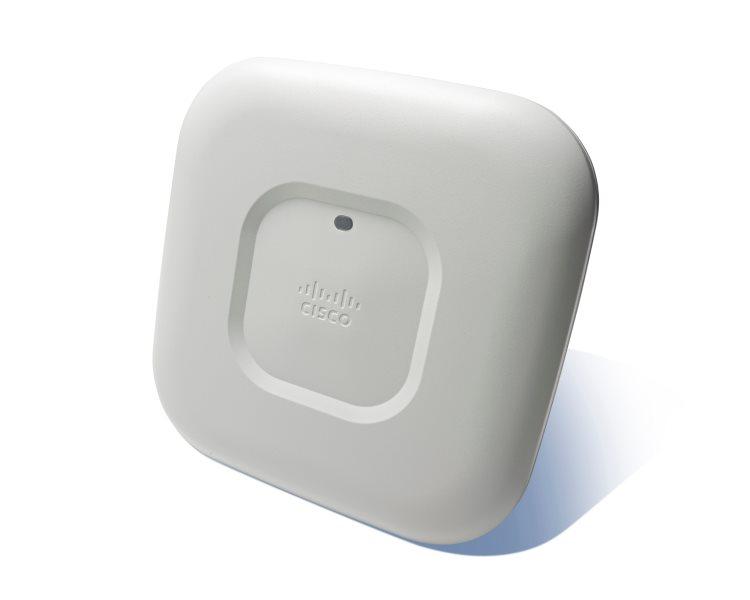 Access point Cisco CAP1702I Access point, 802.11ac, CAP 3x3:2SS, Int Ant, E Reg Do AIR-CAP1702I-E-K9