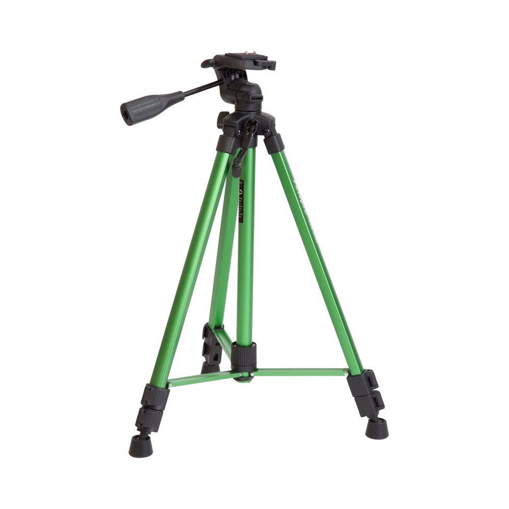 Stativ Rollei Compact Traveller Star S2 zelený Stativ, hliníkový, zátěž 3kg, robustní, zelený
