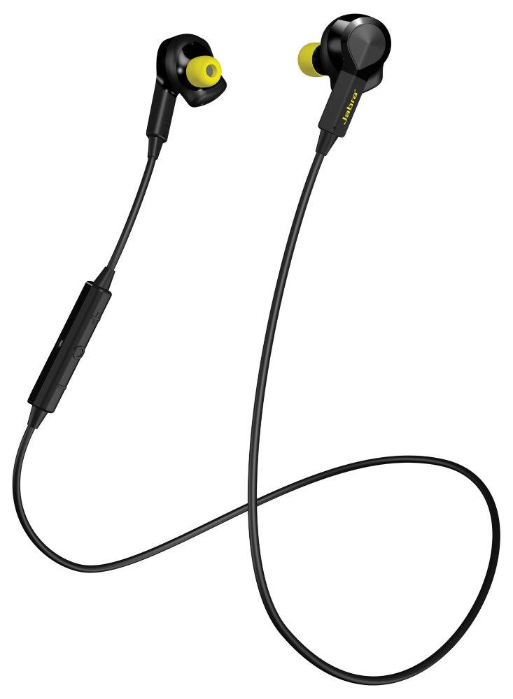 Headset JABRA SPORT PULSE Wireless Headset, bezdrátový, Bluetooth, NFC, monitor srdečního tepu, Jabra Sportlife 100-96100000-60