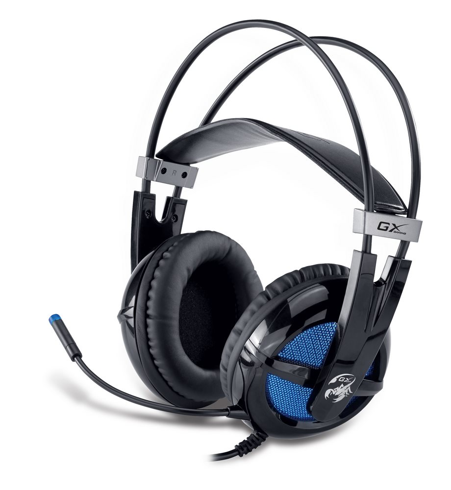 Headset Genius GX GAMING JUNCEUS HS-G650