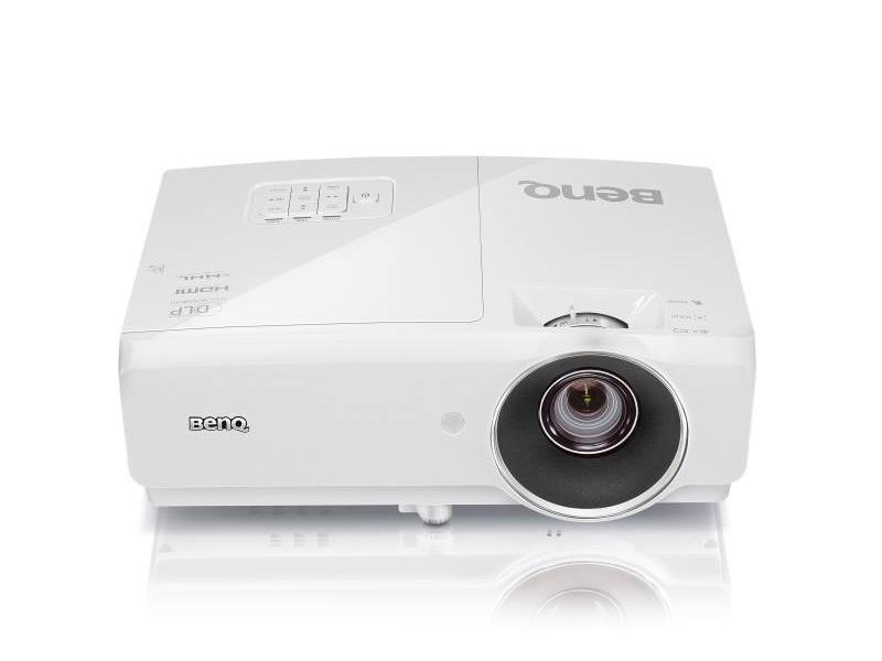 Projektor BenQ MX726 Projektor, XGA, DLP, 4000 ANSI, 11000:1, VGA, HDMI, LAN 9H.JCM77.23E